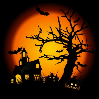 spook house picture